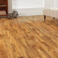 Waterproof Laminate Flooring Home Depot Home Decorators Collection High Gloss Fiji Palm 12 Mm Thick X 4 7