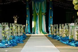 used wedding decorations used blue wedding decorations used aqua marine a overlay to