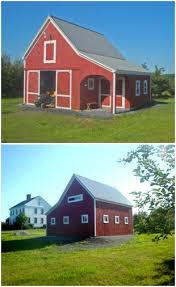 Garages That Look Like Barns Customers U0027 Small Pole Barn Garage And Workshop Plans