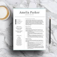 Professional Resume Review 109 Best Resume Templates Images On Pinterest Interview Resume