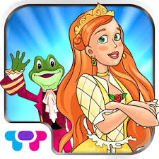 princess u0026 frog book kids android apps google play