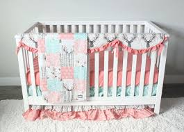 Baby Deer Crib Bedding 88 Best Baby Nursery Images On Pinterest Baby Nurserys