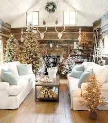 50 decorated interiors for a winter diy