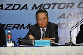 mazda corp bermaz and mazda japan sign joint venture to become mazda