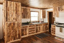 rustic kitchen furniture rustic touch to your kitchen furniture with materials