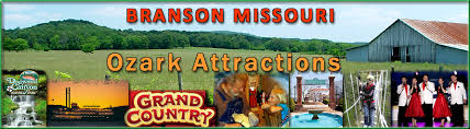 ozark attractions branson missouri theaters shows book direct