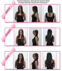 catwalk hair extensions 200g 250g hot selling thick human hair clip in extensions