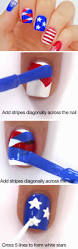 18 amazing fourth of july nail art designs for teens fishtail