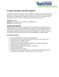 Graphic Design Resume Objective Fashion Design Resume