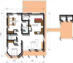 80 square meters in square feet floor plan and elevation of 2350