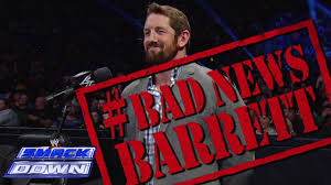 Bad News Barrett Meme - bad news barrett ruins tulsa s day smackdown dec 6 2013 youtube