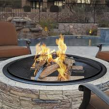 Wood Firepit Home Depot Gas Pit Propane Wood Burning How To Build A