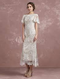 milanoo robe de mari e chagne mariage robe dentelle mermaid robe de mariée au large de