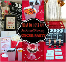 oscar party ideas oscar party ideas