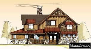 Timber Frame House Plans Mosscreek Timber Frame Plans Rustic Craftsman Post And Beam Plans