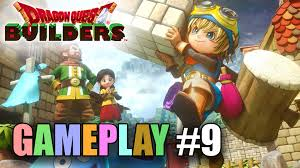dragon quest builders gameplay 9 the girls u0027 room youtube