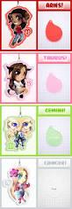 cute chibi rainbow zodiac charms by toxic star studio u2014 kickstarter