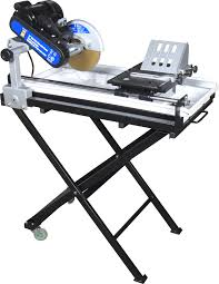 wet tile saw neiko 7inch wet ceramic tile saw with stand blade