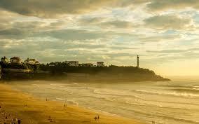 plage de la chambre d amour plage chambre d amour anglet top 10 des plages du pays basque