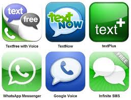 best apps to send and receive free sms text message for your iphone