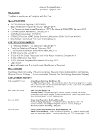 sample firefighter resume firefighter resume tips free resume example and writing download