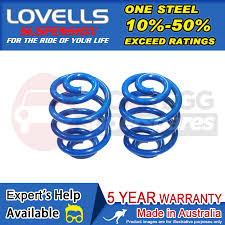 lexus ls400 australia rear sport low coil springs suspension for lexus ls400 sedan 04