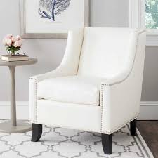 White Leather Accent Chair White Leather Accent Chair Chair White Leather Accent Chairs