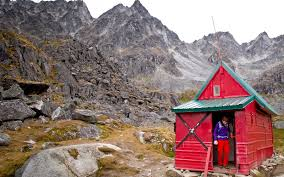 Alaska best travel accessories images You can stay in a picturesque cabin in the alaskan mountains for jpg