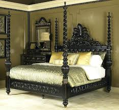 cheap metal bed frame image of king size bed headboard and