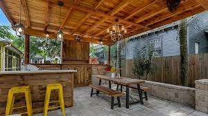 Outdoor Patio Extensions New Orleans Roof Covers Outdoor Living Custom Outdoor Concepts