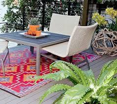 Gaiam Outdoor Rug Patio Rug Tips On Choosing Perfect Indoor Outdoor Rugs