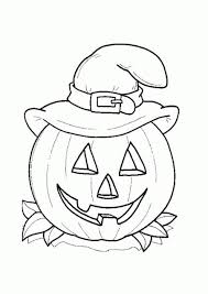 Kids Coloring Pages Halloween by 45 Preschool Coloring Pages Halloween Uncategorized Printable