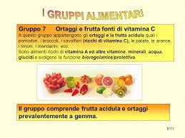 alimenti ricchi di glucidi i gruppi alimentari alimentazione ppt scaricare
