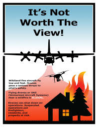 Wildfires Near Montana by The Forest Service Really Doesn U0027t Want You Flying Your Drones Into