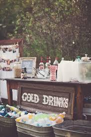 Ideas For Backyard Weddings 15 Creative Ways To Serve Drinks For Outdoor Wedding Ideas