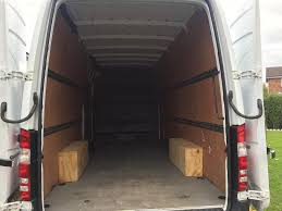 Mercedes Sprinter Panel Van 2012 62 Reg Manual Edinburgh