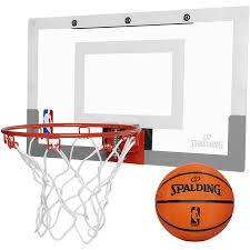 petit panier de basket pour chambre mini panier de basket nba slam jam board