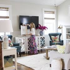 How To Decorate Media Room - best 25 tv stand decor ideas on pinterest tv decor apartment
