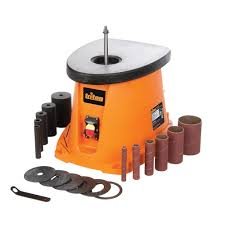 triton saw bench for sale triton 110 volt oscillating spindle sander tsps450 the home depot