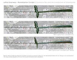 New Orleans Neighborhoods Map by Asla 2013 Professional Awards Lafitte Greenway Revitalization