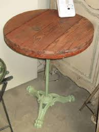 Antique Bistro Table Wonderful Antique Bistro Table With Garden Chene Interiors