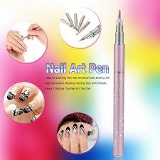 nail art dotting pen metal head 5 dotting tip fashion pointing