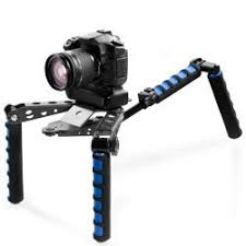 amazon com stabilizers professional video amazon com studiofx dslr rig movie kit shoulder rig mount