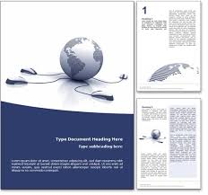 cover page of report template in word ms office cover page templates fieldstation co