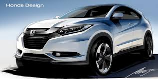 crossover honda honda debut suv coupe crossover fleetpoint
