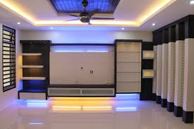 modern style wall cupboard designs for hall with tv latest home