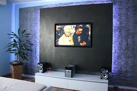 Led Wohnzimmer Youtube Ideen Kleines Wohnzimmer Fernseher Wandgestaltung Stein Led Tv
