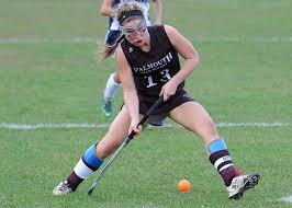 high field hockey falmouth earns share of conference title