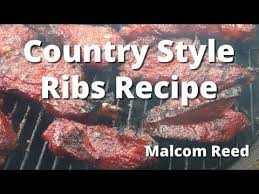 Barbecue Country Style Pork Ribs - best 25 smoked country style ribs ideas on pinterest country