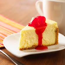 homemade dairy free cherry cheesecake recipe
